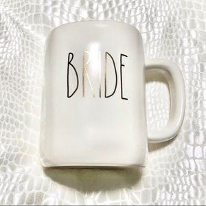 🆕Rae Dunn Ceramic BRIDE Mug